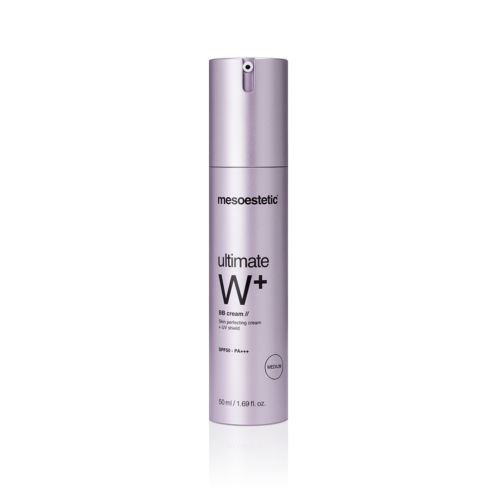 Ultimate W+ ВВ крем // SPF50 – PA+++