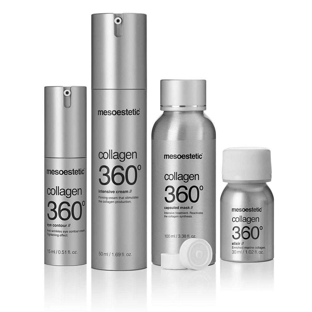 Омолаживающая косметика для лица с микроколлагеном Collagen 360°