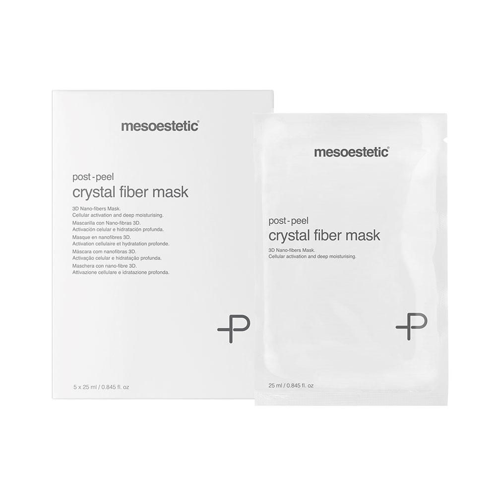 Восстанавливающая и омолаживающая пост-пилинговая маска Mesoestetic