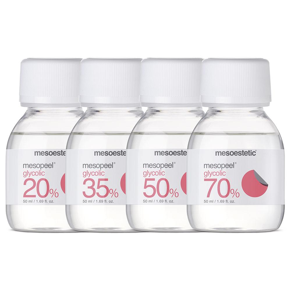 Поверхностный гликолевый пилинг для омоложения кожи Glycolic peel AG