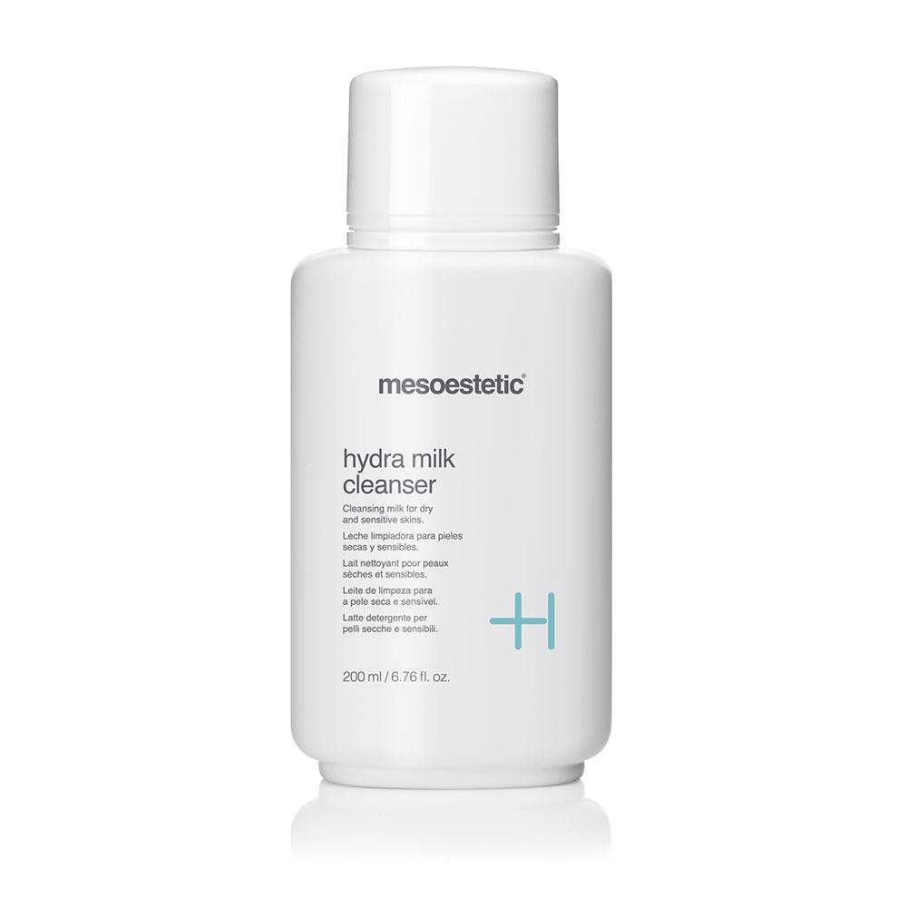 Очищающее гидро-молочко для всех типов кожи от Mesoestetic