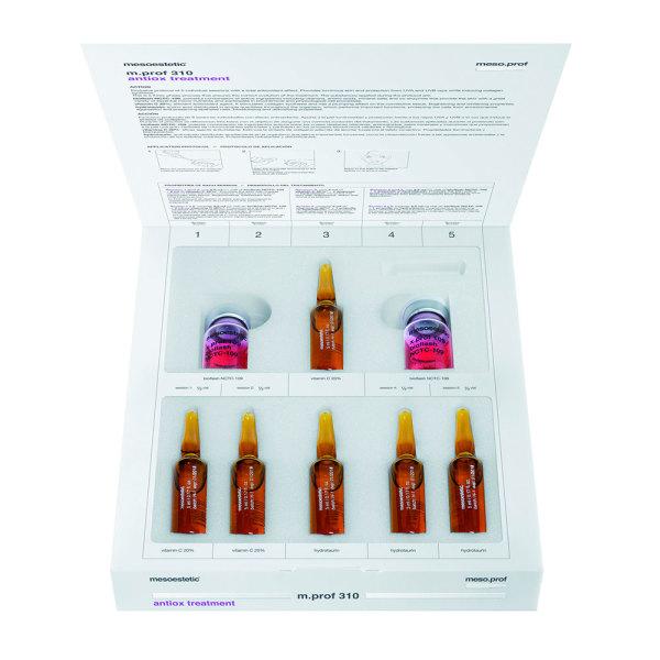 Препараты мезотерапии m.prof 310 - антиоксидантное лечение, осветление кожи