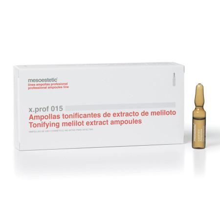 Препарат мезотерапии x.prof 015 для лечения отечного целлюлита