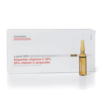 Препарат мезотерапии на основе витамина С