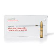 Мезотерапевтический препарат x.prof 023 с ретинолом для лечения фотостарения, рубцов и растяжек