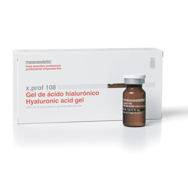 Препарат гиалуроновой кислоты для мезотерапии x.prof 108