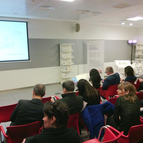 Презентация новой инновационной линии Acnelan от Mesoestetic