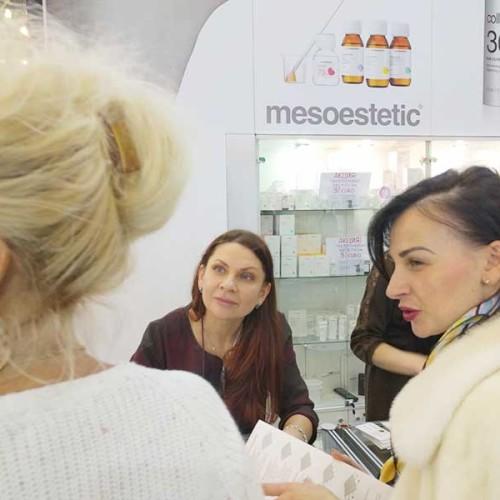 Mesoestetic на «ESTET Beauty Expo 2016»