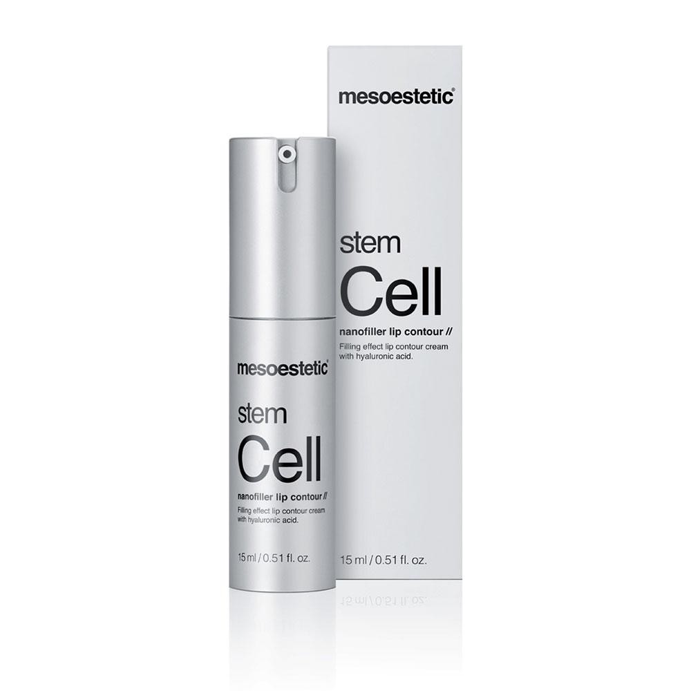 Крем для контура губ (нанофиллер) stem Cell