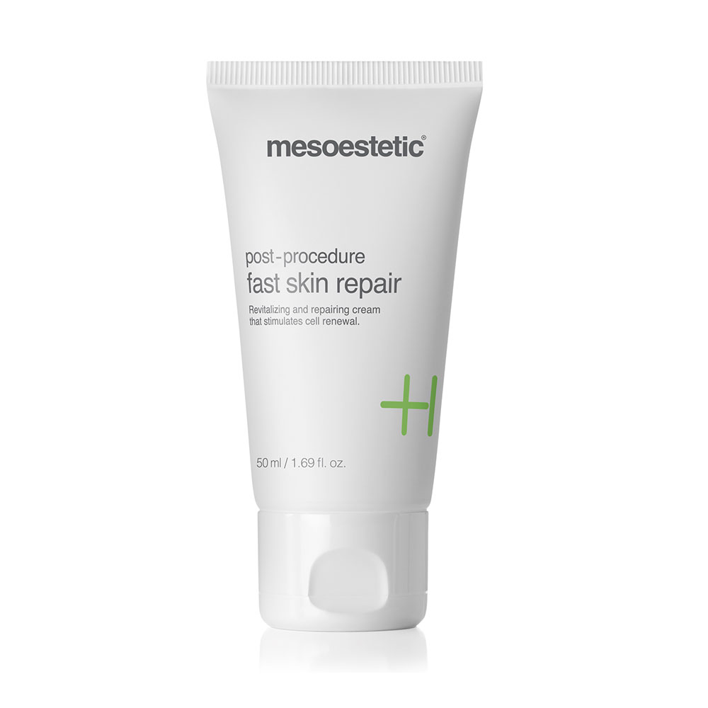 Восстанавливающий крем после процедур от Mesoestetic
