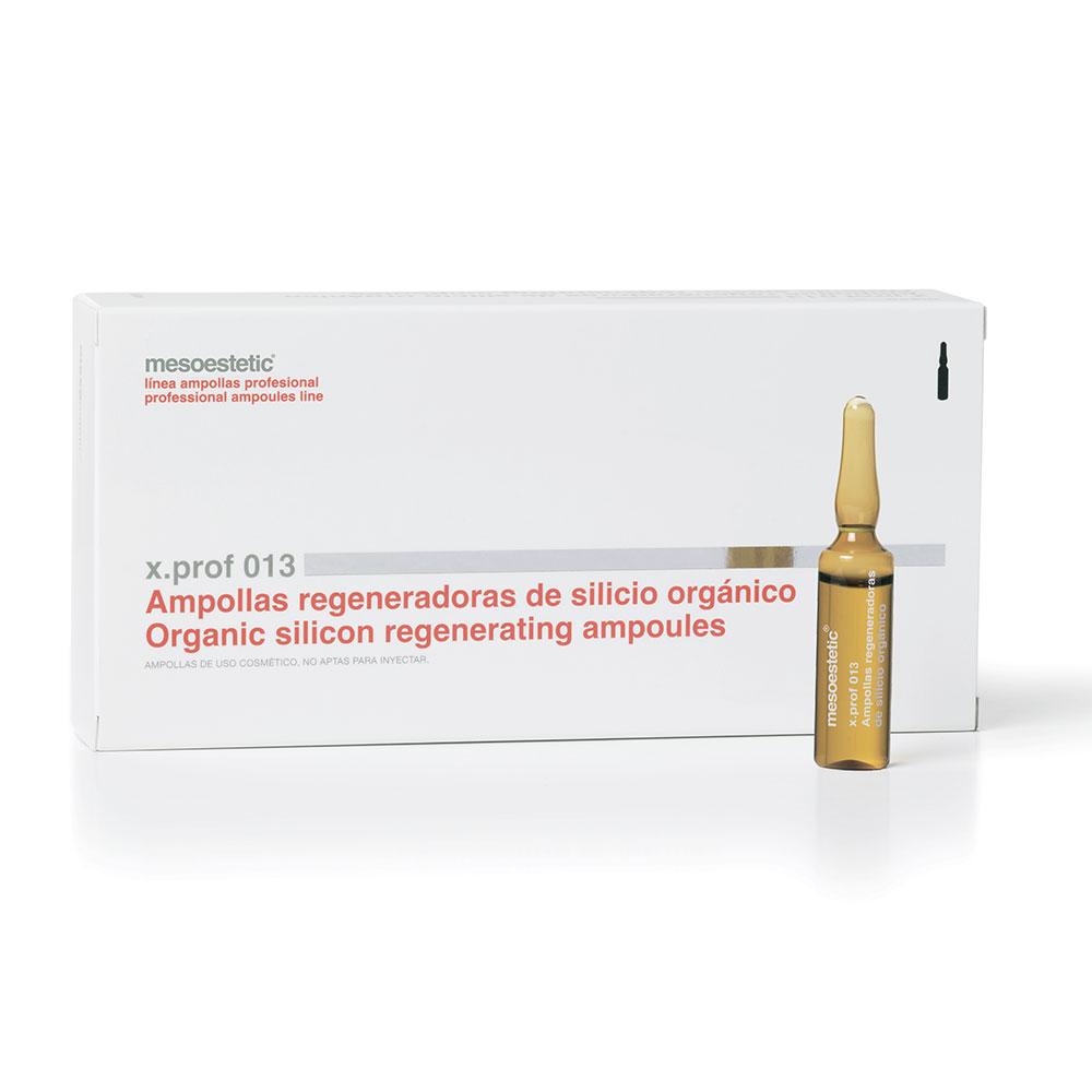 Препарат мезотерапии органического кремния для регенерации и увлажнения кожи