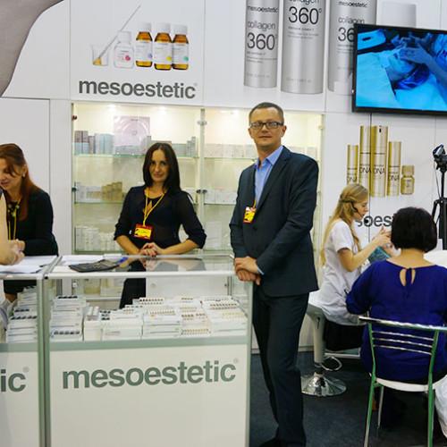 Mesoestetic на международной выставке косметики «Intercharm 2015»