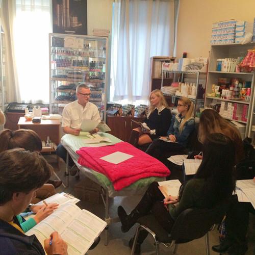 Косметология - практический семинар Mesoestetiс в г. Днепропетровске