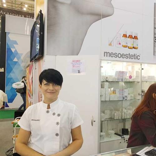 Mesoestetic на «ESTET Beauty Expo 2016»