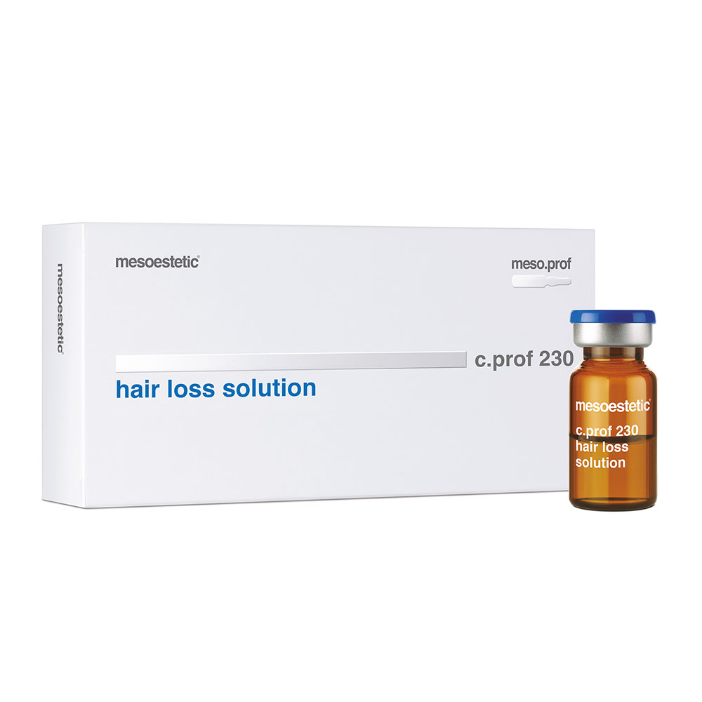 Мезотерапевтический коктейль для лечения выпадения волос
